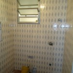 Obra residencial - Reforma banheiro apartamento antigo