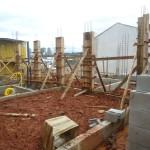 Obra Residencial - Construcao residencia de alto padrao 440 m2