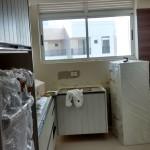Obra residencial - Reforma apartamento alto padrao